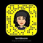 Snapchat Terri DeVore