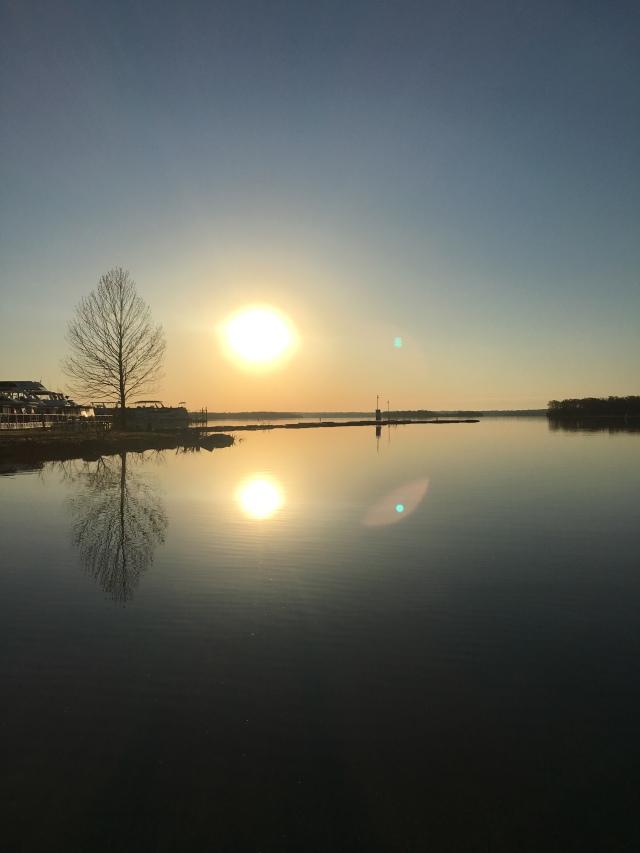 Sunrise n Oklahoma