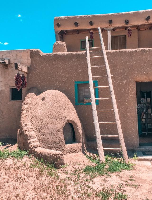 Taos Pueblo Taos New Mexico